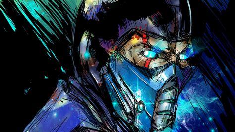 mortal kombat   artwork wallpapers hd wallpapers