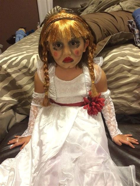 annabelle doll dress 11 best annabelle doll costume images on