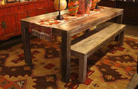 Furniture Made Of Reclaimed Wood by Tips In Choosing The Best Barn Wood Furniture Trellischicago