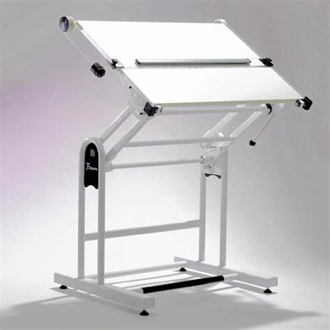 Light Up Drafting Table A0 Drawing Board Crosswire Ackworth Assembled Ready