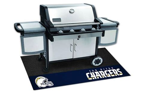 Nfl Bar Accessories Fanmats Nfl Grill Mats Best Football Logo Bbq Mats For