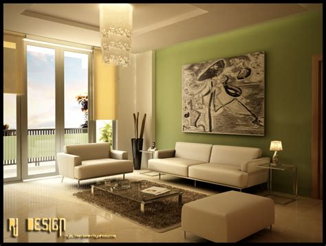 Living Room Colors And Designs | green living room green furniture