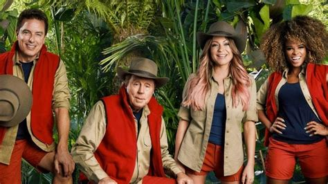 what date is im a celebrity final who s on i m a celebrity 2018 line up celebrities and