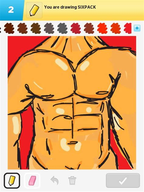 Drawing 6 6 Draw by Sixpack Drawings How To Draw Sixpack In Draw Something