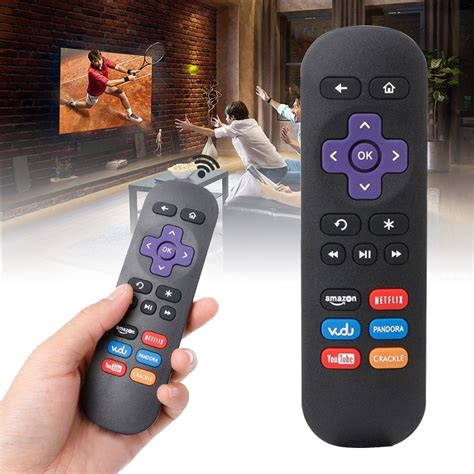 roku remote not working no lights replacement ir remote for roku 2 3 4 lt