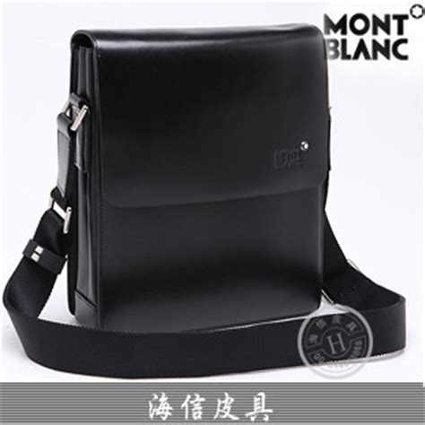 Bag Mont Blanc 809 13 mont blanc messenger bag ropa y accesorios apparel and accessories mont blanc