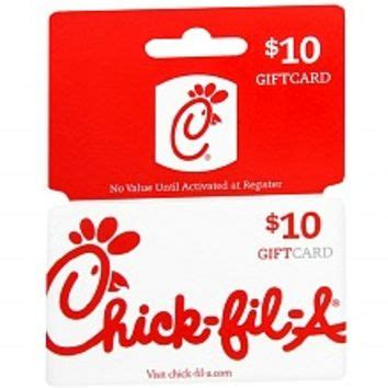 Types Of Gift Cards At Walgreens - shop chick fil a on wanelo