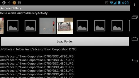 android gallery android coding 6 1 12 7 1 12