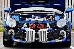 Subaru Impreza Turbo Kit Turbo Wrx Sti Autos Post