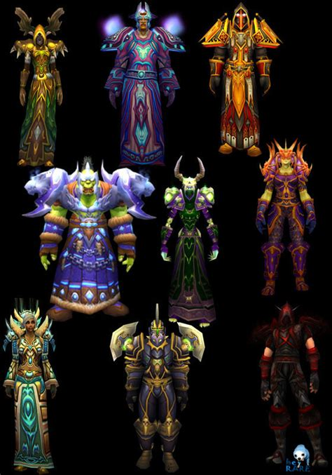 Suggestion Additional Wow Tier 2 Inspired Hero Skins
