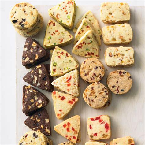 shaped icebox cookies recipe martha stewart