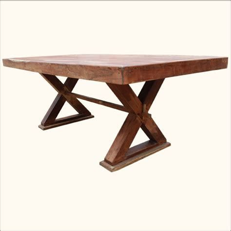 bench style dining tables the picnic bench style dining tables custom home design