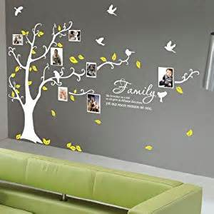 living room wall stickers uk large family tree birds quote wall art wall stickers
