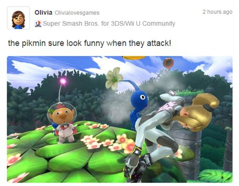 Pikmin Memes - pikmin attack super smash brothers know your meme