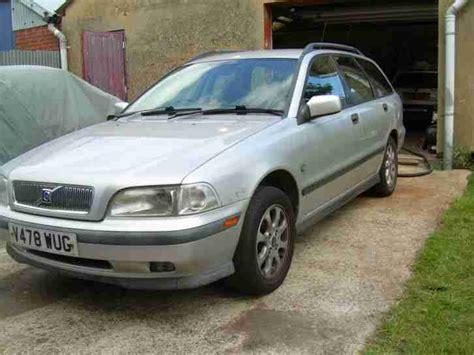 volvo estate v40 volvo v40 estate car for sale