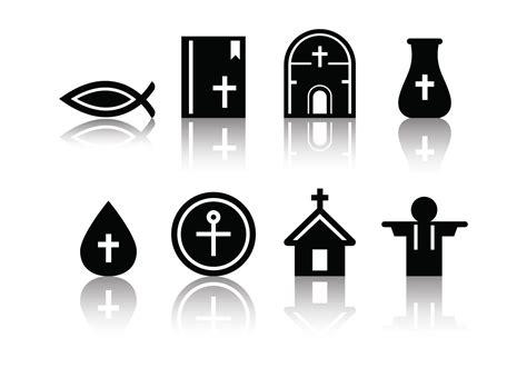 minimalist icon free minimalist eucharist icons free vector