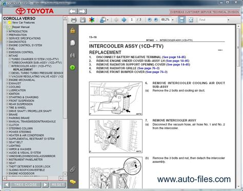 auto repair manual free download 1999 toyota corolla parental controls toyota corolla verso repair manuals download wiring diagram electronic parts catalog epc