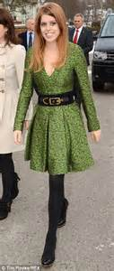 Galerry flared green dress