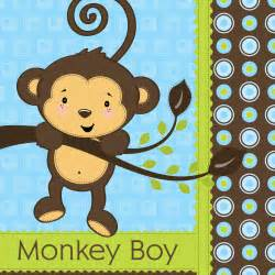 monkey boy baby shower theme baby shower boy build a