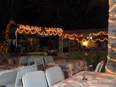 ali baba restaurant alibaba garden kololi gambia picture of ali baba