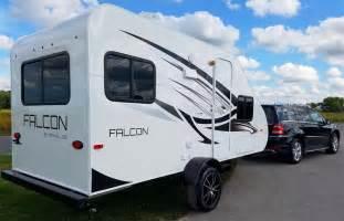 travel trailer travel lite falcon travel trailer