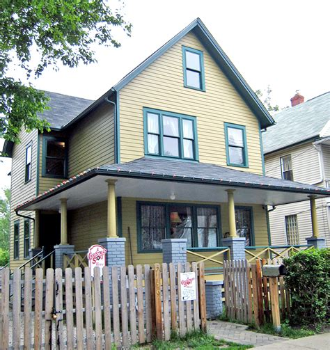 where is the christmas story house christmas story house cleveland ohio notable travels notable travels
