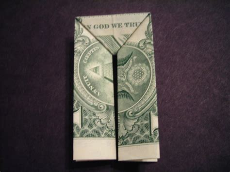 how to make origami trousers how to fold dollar bill
