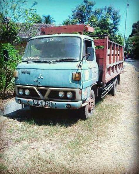 mitsubishi truck indonesia mitsubishi colt diesel t210 indonesia klasik truck