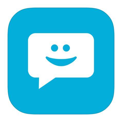 Messaging App Metroui Apps Messaging Icon Ios7 Style Metro Ui Iconset
