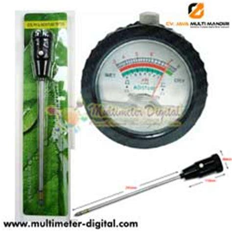 Alat Pengukur Ph Air Yang Akurat alat penguji ph dan kelembaban tanah ks 06 cv jmm