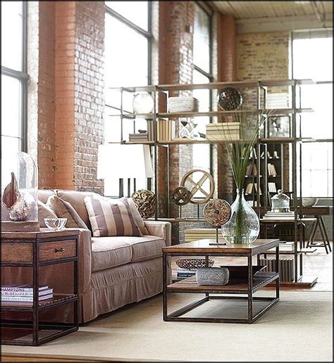 industrial chic home decor dromliving decoraci 243 n de loft industrial 4 aspectos