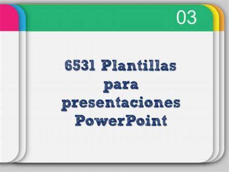 Plantilla De Presentaciones Ppt De plantillas fondos cliparts y sonidos gratis para tus