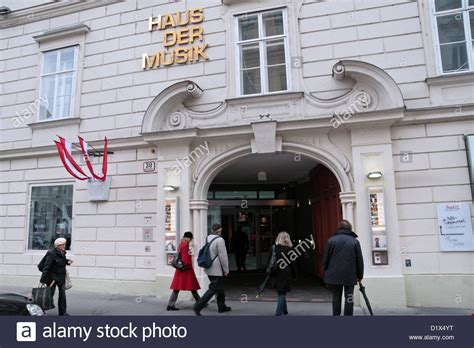 house of music vienna the entrance to the haus der musik house of music in