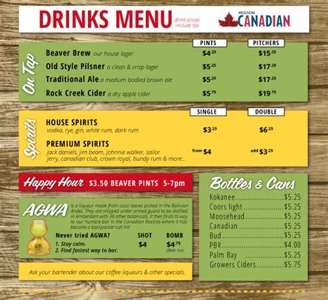 top bar menu top bar menu 28 images menu frankie s downtown dallas cobblestone grill and bar menus zz s