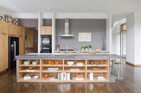 kitchen island shelves 125 awesome kitchen island design ideas digsdigs