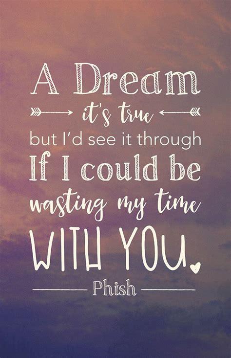 Wedding Quotes Lyrics by Quote Phish Lyrics Quote Poster Waste