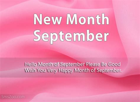 happy new month messages september 2016 sms wishes