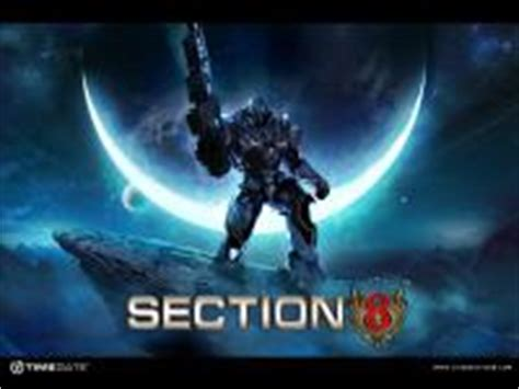 section 8 video game section 8 wallpaper