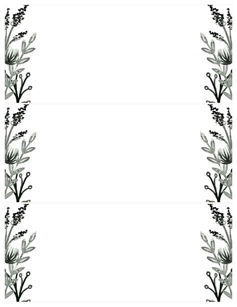 inviation templates black white flowers invitations templates free printable