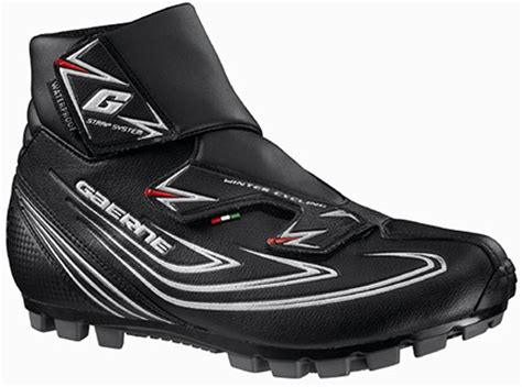 gaerne mountain bike shoes 2011 gaerne g winter cycling shoe for road and