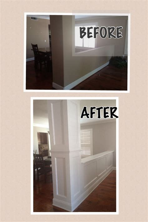 do you put crown molding in bathrooms 25 best ideas about wood molding on pinterest half wall