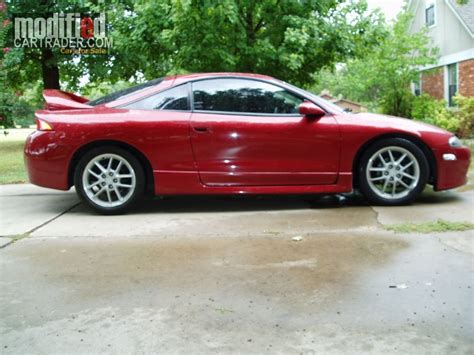 1997 mitsubishi eclipse gsx for sale norman oklahoma