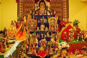 navratri decoration at home navaratri golu hindu human rights news magazine