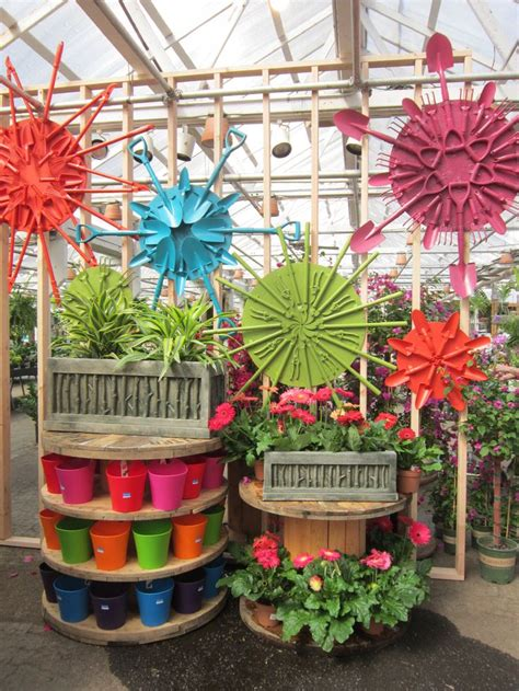 Garden Display Ideas 1000 Images About Nursery Display Ideas On Gardens Air Plants And Planters