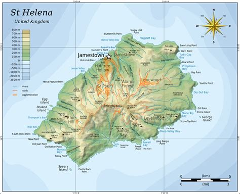 St Helena independent travel to st helena book flights rms cabins accommodation and excursions