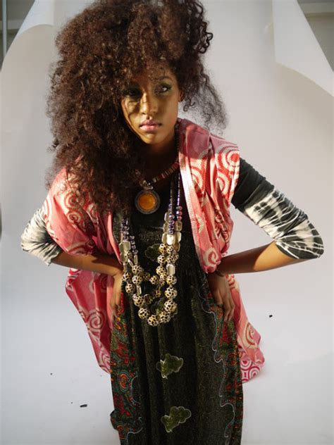 what is african bohemian chic modern day afro hippie chic hairstyles