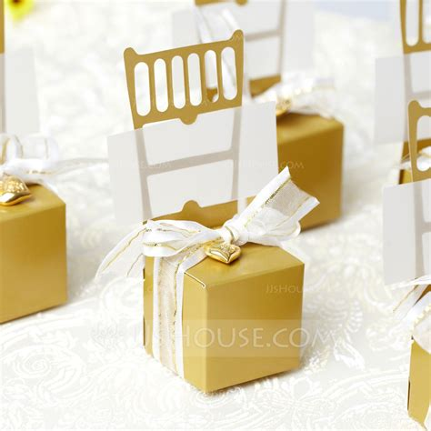 Jelly Shoes Ribbon Gold Js 28 chair design favor boxes with ribbons charm set of