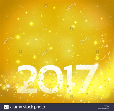 vector of abstract new year graphic and background golden abstract background with 2017 number happy new