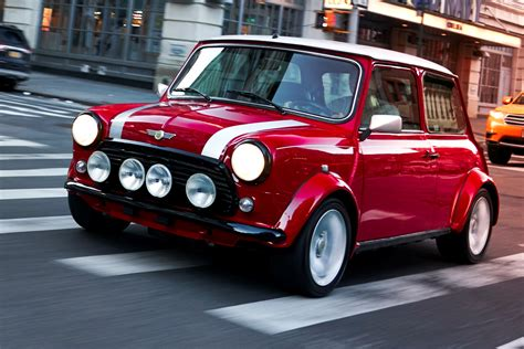 Mini Auto Classic by Unique Electric Classic Mini Revealed Automotive Blog