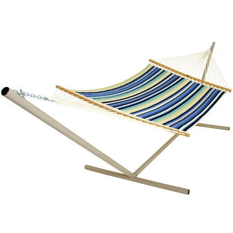 Hammock Material Beaches Stripe Large Quilted Fabric Hammock Pawleys Island